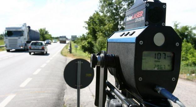 Multe autovelox nulle se il dispositivo di controllo della velocità si trova dal lato sbagliato della strada.