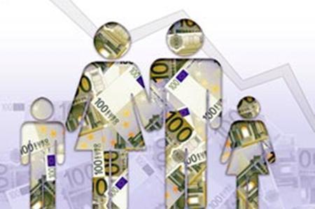 Gli assegni al nucleo familiare sono corrisposti fino al compimento della maggiore età dei figli, tranne rari casi.