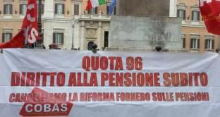 Una soluzione sembra essere vicina per i quota 96: con la riforma pensioni si potrebbe trovare una soluzione per i docenti dimenticati.