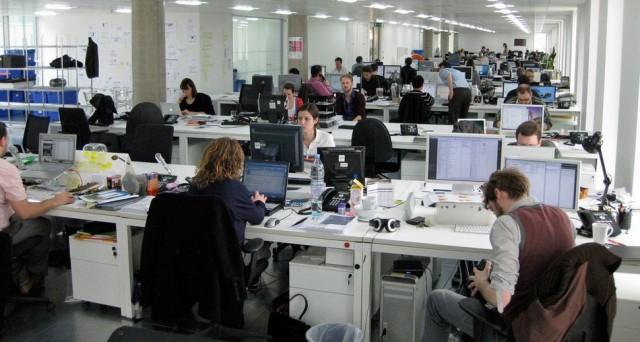 Il cambio di attività può sostituire le pause obbligatorie per i i dipendenti che lavorano ininterrottamente al pc.