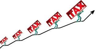 Aumento tasse dovuto alle varie manovre fiscali succedutesi tra il 2001 e il 2012. La richiesta di  Confesercenti: