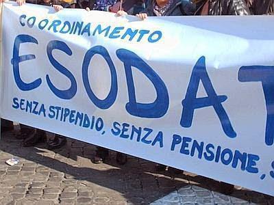 pensioni esodati