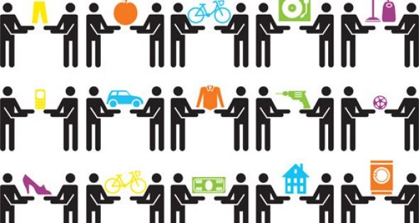 sharing economy lavoro