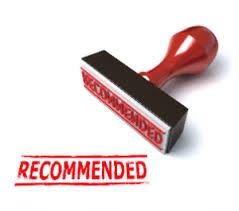 curriculum raccomandazione