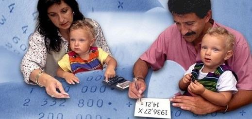 Come si suddividono le detrazioni per i figli a carico per i genitori non coniugati?