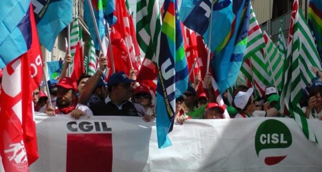 Per la riforma delle pensioni i sindacati impongono un ultimatum al governo e minacciano uno sciopero di 10 giorni ad ottobre