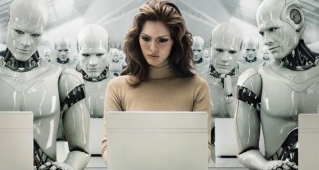I robot saranno i protagonisti del lavoro nel futuro? Ecco le professioni che le macchina non possono fare