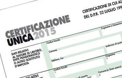 Come scaricare la Certificazione Unica 2016 dal sito dell'INPS?