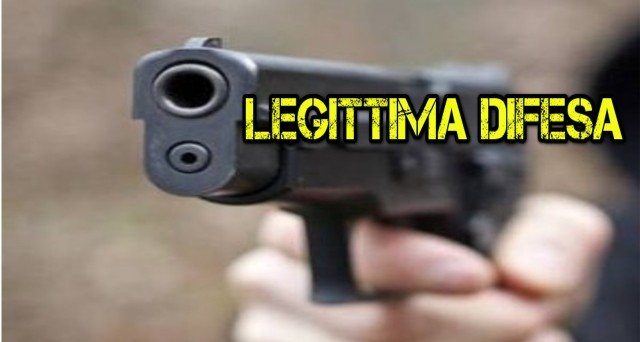 Legittima difesa, la critica di Renzi:
