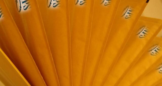 busta arancione inps pensione