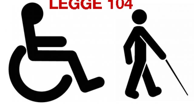 legge 104 del 1992 aggiornata
