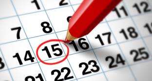 Rossi Sul Calendario.Giorni Di Festa Quali Sono E Come Vengono Pagati In Busta