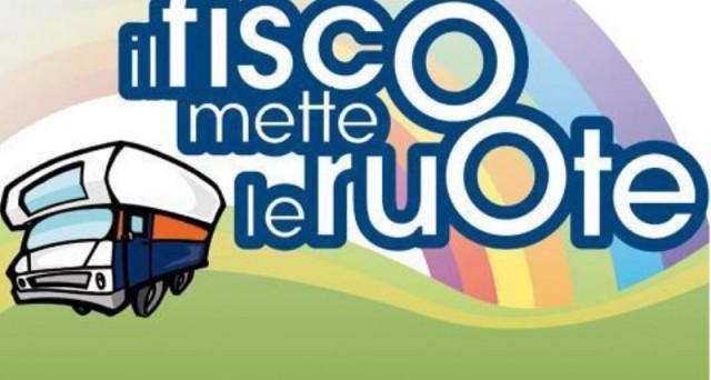 """""""Il Fisco mette le ruote"""" per fornire ai cittadini consulenza gratis su precompilata e canone Rai 2016: ecco il calendario dell'Agenzia delle Entrate."""