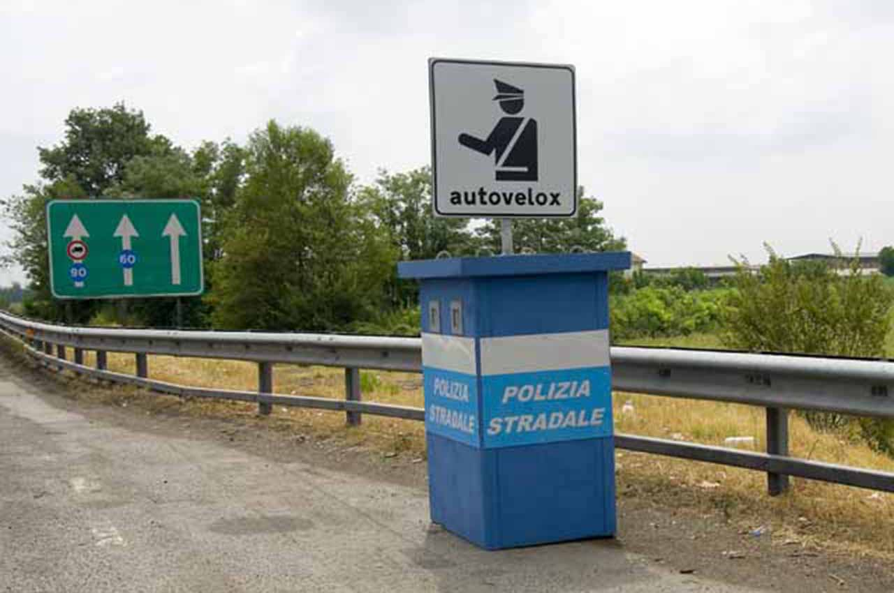 Autovelox  - Magazine cover