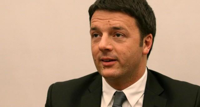 Pd: al via riunione Renzi con senatori a P.Madama