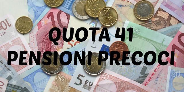 I contributi figurativi per gli invalidi possono essere utilizzati per il perfezionamento del requisito di accesso alla quota 41 precoci?