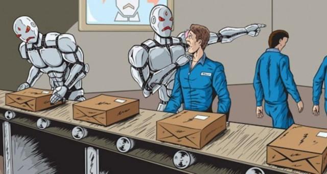 Risultati immagini per robot lavoro futuro