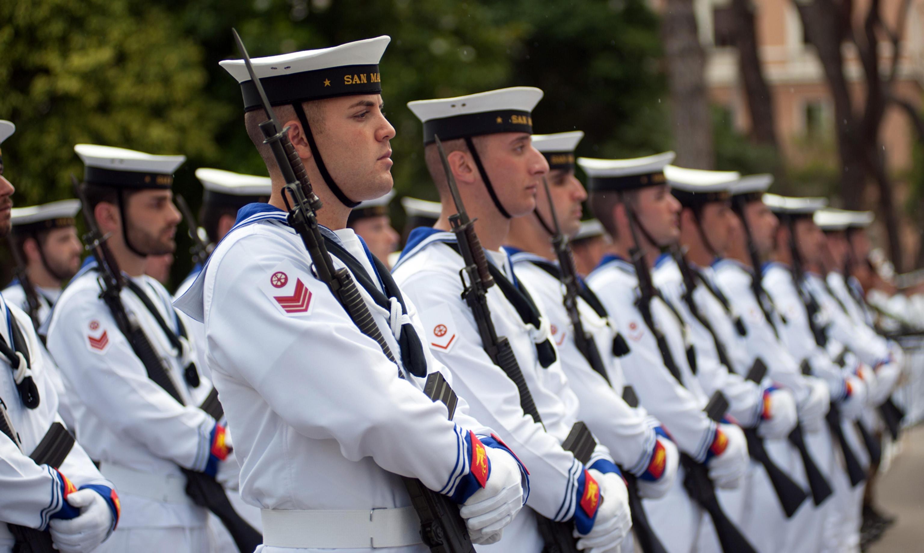 Concorso marina militare per reclutamento personale 2017 for Soggiorni militari invernali 2016 2017