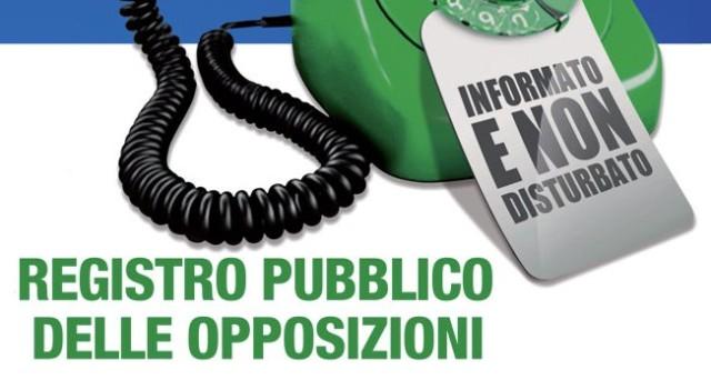 Il Registro Pubblico delle Opposizioni permette al cittadino di tutelarsi dalle telefonate di telemarketing.