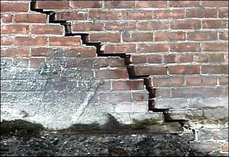 Crepe casa pu essere annullato il contratto di - Disegni per muri di casa ...