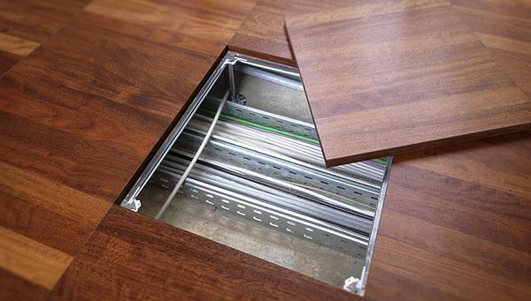 Lavori pavimento sostituzione e riscaldamento a terra sono