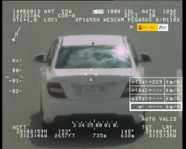 Attenzione a Pegasus. Il nuovo sistema radar montato sugli elicotteri che rileverà tutte le infrazioni alla guida.