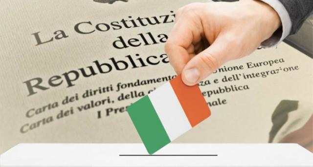 Risultati immagini per si no referendum