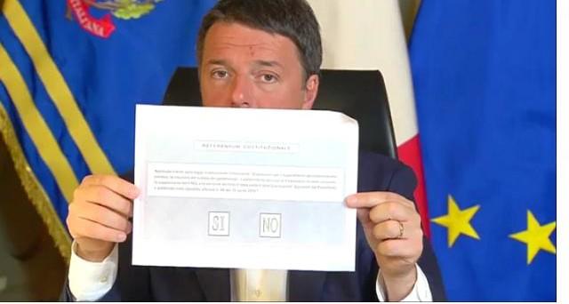 Referendum costituzionale: a due giorni dal voto del 4 dicembre 2016 scoppia il caso sulla finta scheda elettorale per il Senato