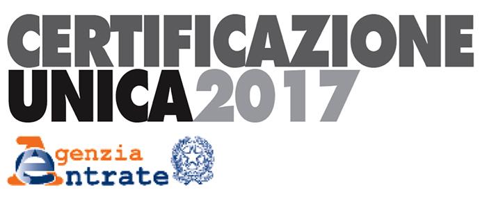 Certificazione unica 2017 consegna ai sostituti entro il for Unico 2017 scadenza