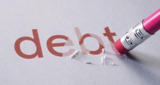 Estinguere debiti