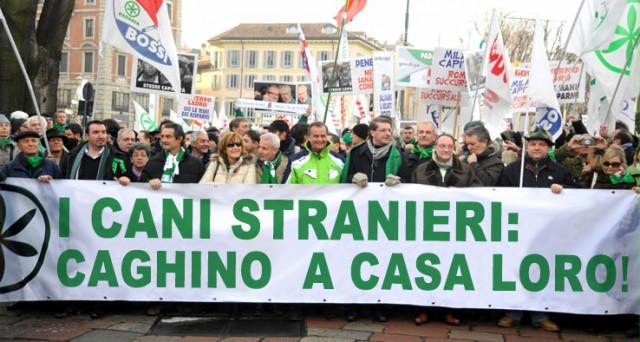 Striscione-Lega-Nord