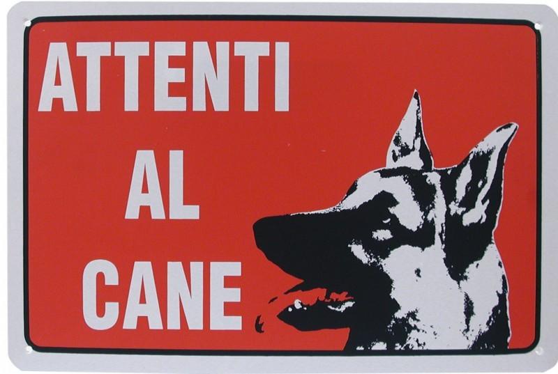 Cartello 'attenti al cane': padrone responsabile anche se non è obbligatorio - InvestireOggi.it
