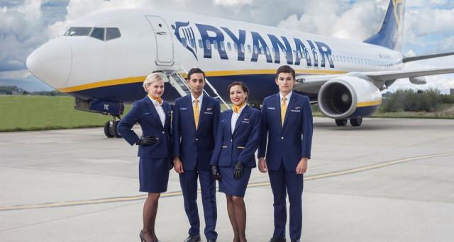 Nuove giornate di reclutamento tra gennaio e febbraio in tutta Italia con la compagnia aerea Ryanair che cerca hostess e steward.