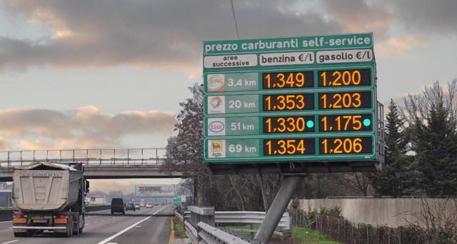 benzina-autostrada