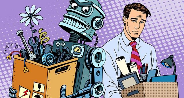 Robot: un sito sa calcolare quanto rischio corri di perdere il lavoro a causa della tecnologia