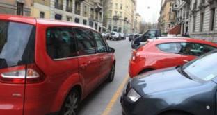 auto parcheggio