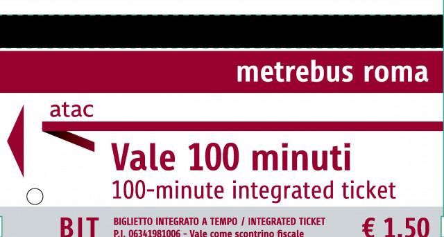 Agganciare il prezzo del biglietto Atac e metro nella capitale alla distanza percorsa sembra un voler far cassa sulle spalle degli utenti.