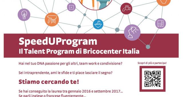 Bricocenter sta attuando una nuova selezione per individuare 10 nuovi talenti attraverso un percorso di 8 mesi che rompe gli schemi rispetto ai tradizionali talent program.