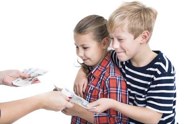 Paghetta settimanale: è un diritto dei figli e non può essere negata - InvestireOggi.it