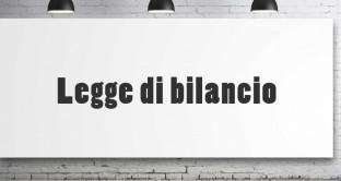 legge-bilancio