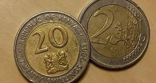 Risultati immagini per truffa due euro