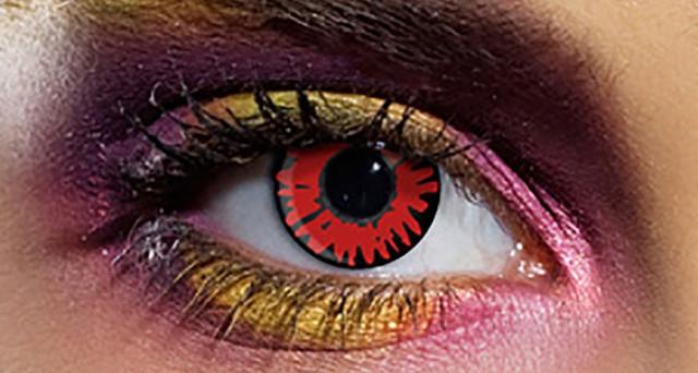 Nell'occasione di Halloween, arriva un'allerta sulle lenti a contatto colorate, rischio di danni permanenti fino alla cecità e perdita dell'occhio.