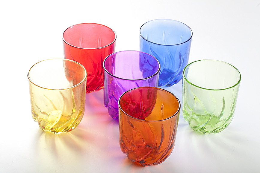 Bicchieri in vetro tossici per la salute contengono for Bicchieri colorati vetro
