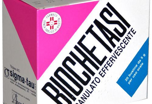 Farmaco Biochetasi ritirato dal mercato perchè non conforme agli standard di qualità: ecco lotti e scadenza.