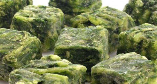 Verdure surgelate contenenti corpi estranei pericolosi per la salute, ritirati immediatamente dal mercato.