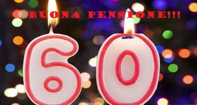 60 anni pensione
