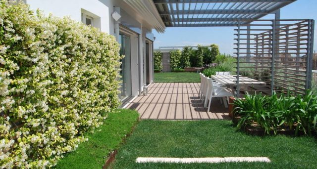 Bonus verde, quali coperture per terrazzi e balconi ci rientrano ...
