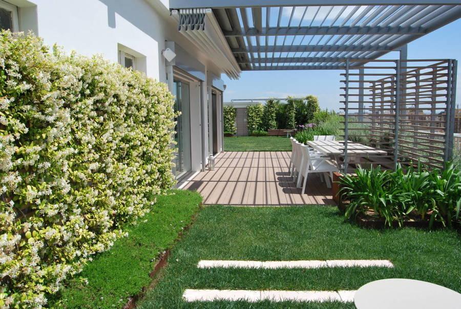 Bonus verde quali coperture per terrazzi e balconi ci - Terrazzi e giardini pensili ...