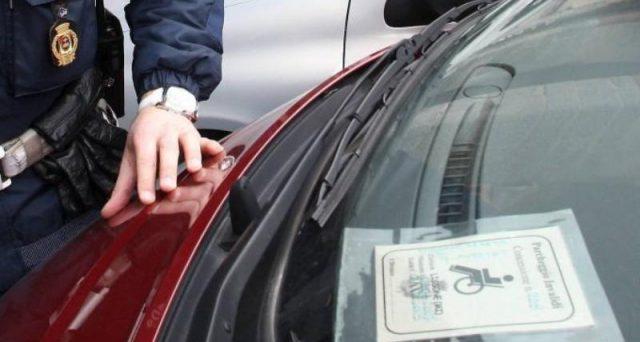 Multe macchina con cartellino disabili: non sempre il