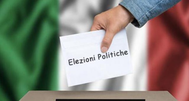 Elezioni Politiche 4 marzo 2018